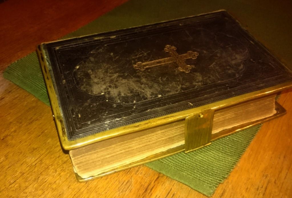 Biblen til onkel Håkon