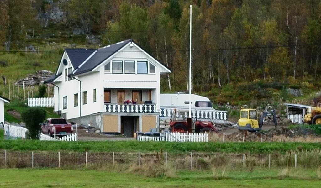 Søskenheimen er nå solgt og er nå i privat eie.